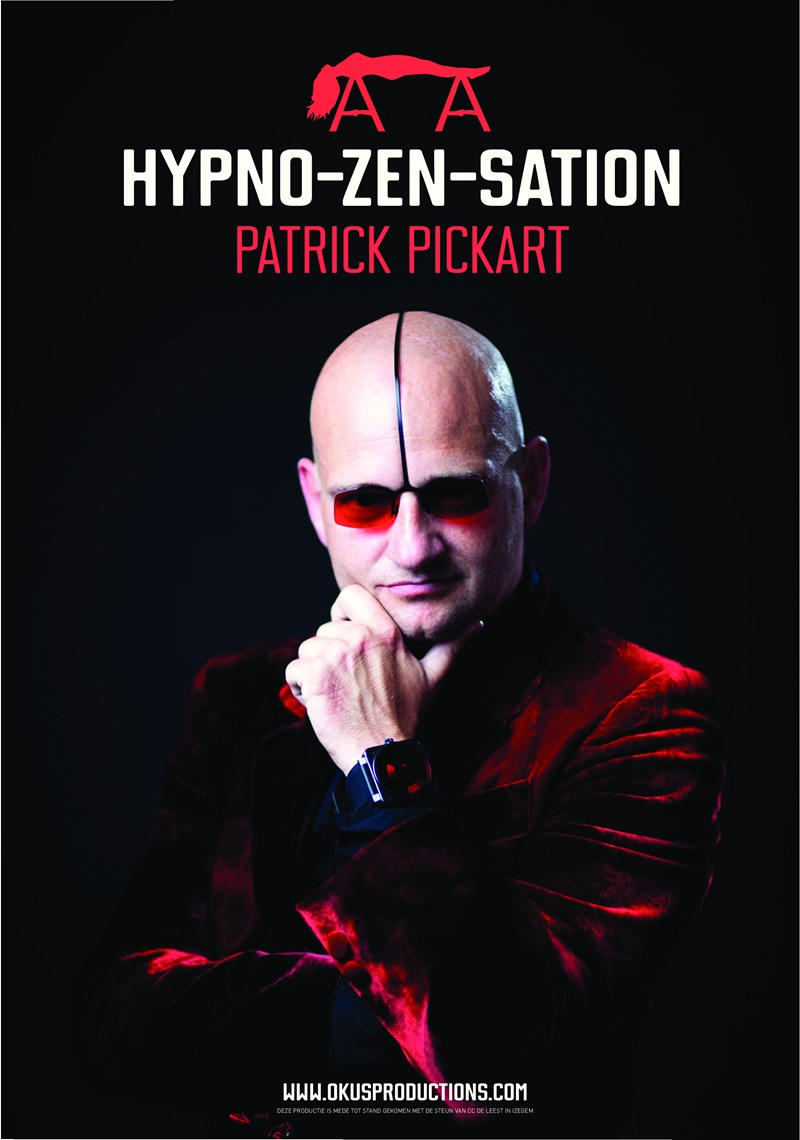 HYPNO-ZEN-SATION van PATRICK PICKART