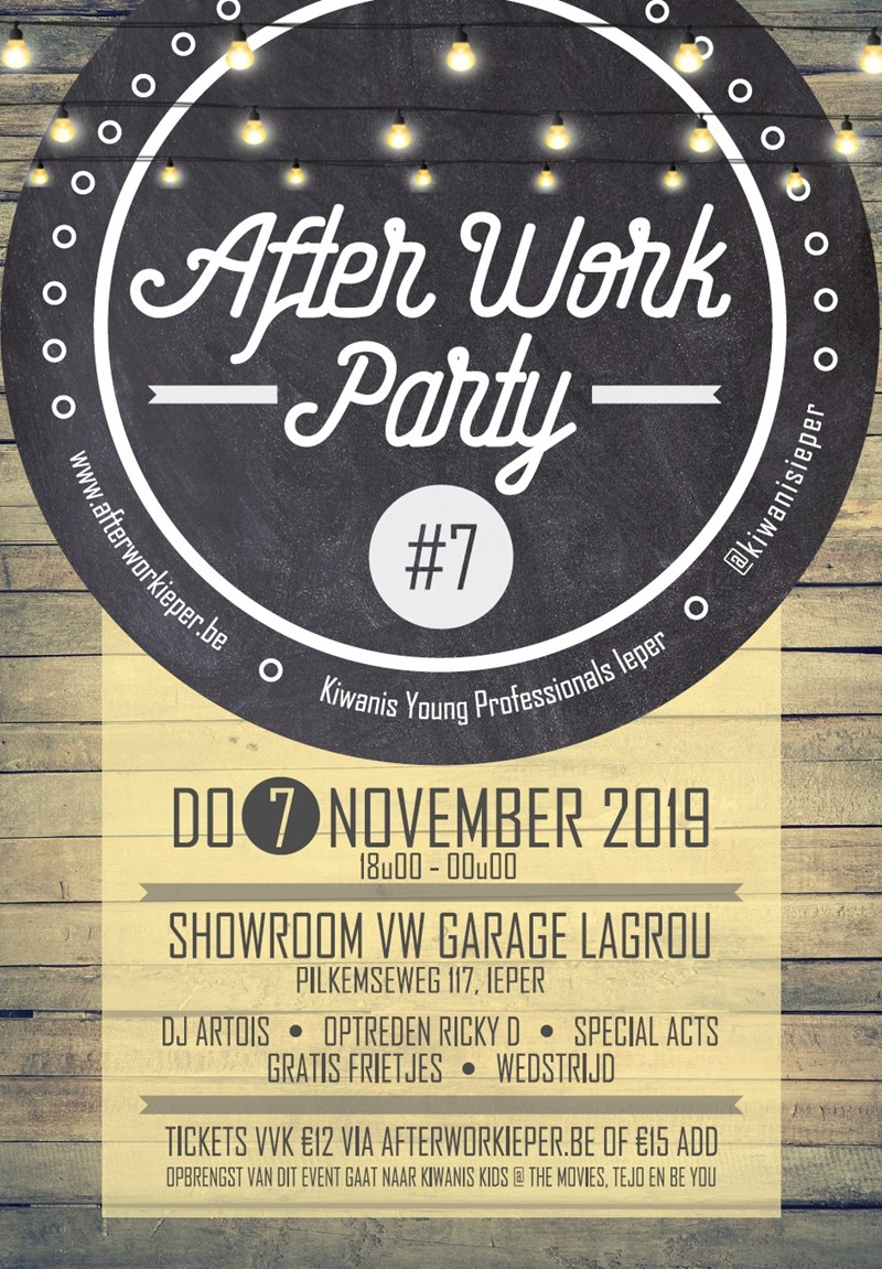 After Work Party 2019