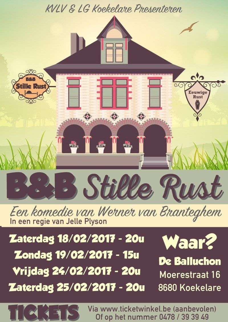B&B Stille Rust