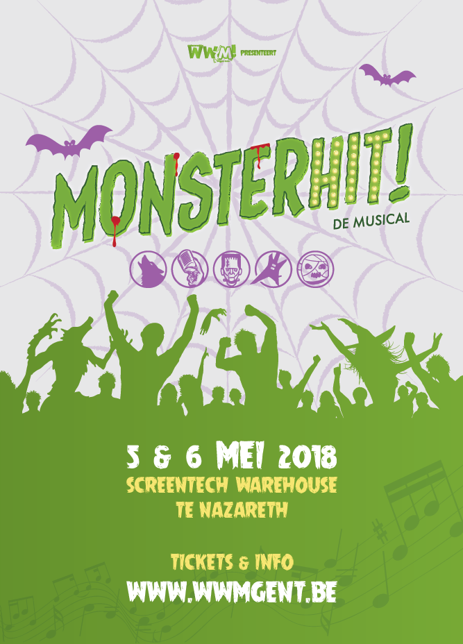 Monsterhit, de musical
