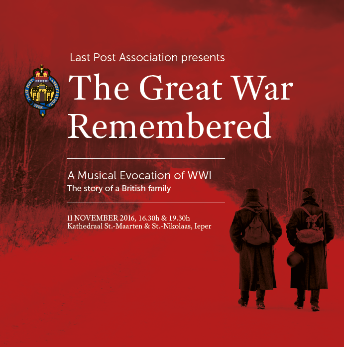 The Great War Remembered - 2016